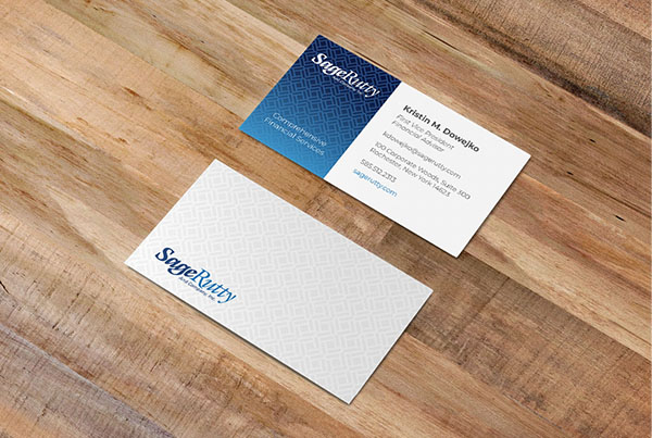 Business Card & Branding – Sage Rutty
