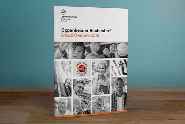 Print Collateral – Oppenheimer Funds